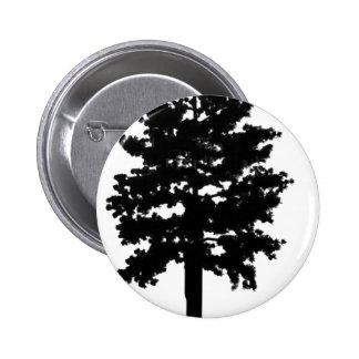 las maderas de medianoche pin redondo de 2 pulgadas