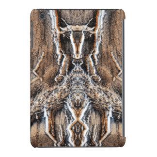 Las maderas fundas de iPad mini retina