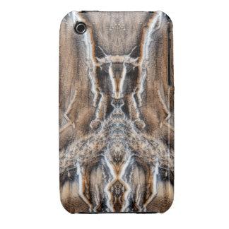 Las maderas iPhone 3 Case-Mate coberturas