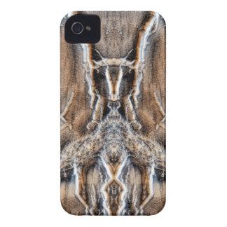 Las maderas iPhone 4 Case-Mate cárcasa