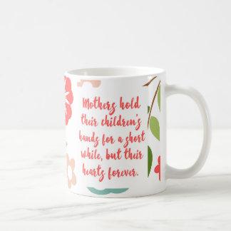 Las madres celebran su cita de los niños taza clásica
