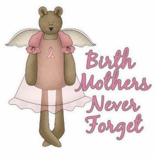 Las madres de nacimiento nunca olvidan diseño del  escultura fotografica