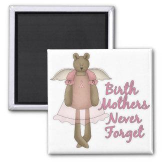 Las madres de nacimiento nunca olvidan diseño del  iman para frigorífico