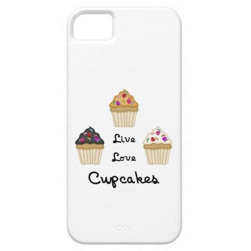 Las magdalenas viven amor funda para iPhone 5 barely there
