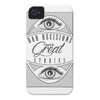 Las malas decisiones de Wellcoda llevan a la gran iPhone 4 Cárcasas