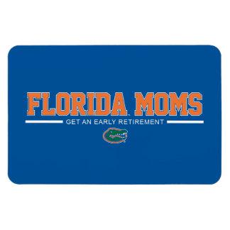 Las mamáes de Floriday consiguen una jubilación an Imán