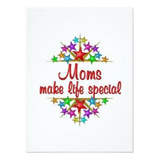 Las mamáes son especiales