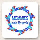 Las mamás hacen el Special de la vida Posavasos De Bebida