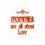 Las mamás son amor postal