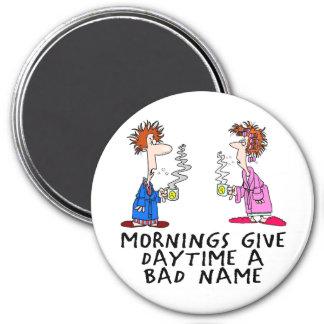 Las mañanas dan a d3ia una mala fama iman