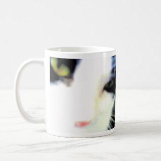 Las mañanas son tal taza del gato de la falta de