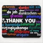 Las maneras múltiples de decir le agradecen en muc tapete de raton