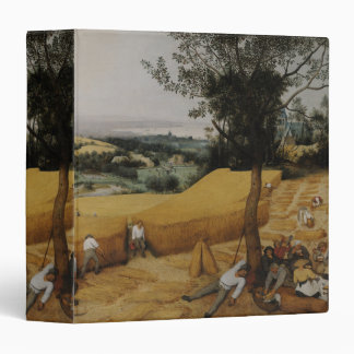 Las máquinas segadores de Pieter Bruegel la ancian