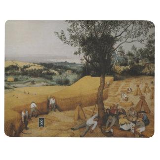 Las máquinas segadores de Pieter Bruegel la ancian Cuadernos Grapados