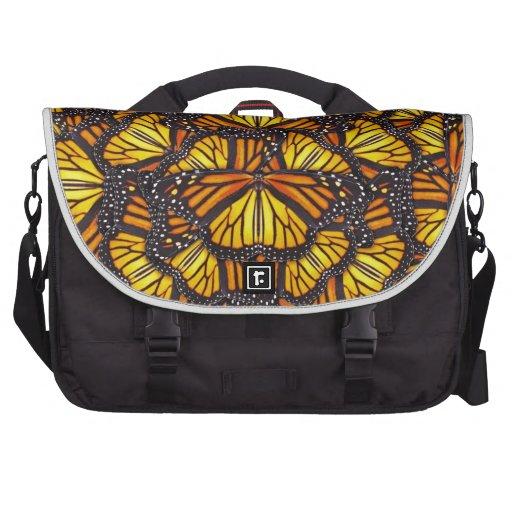 Las mariposas de Effie Bolsas Para Ordenador