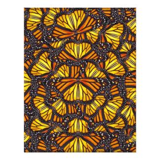 Las mariposas de Effie Membrete Personalizado