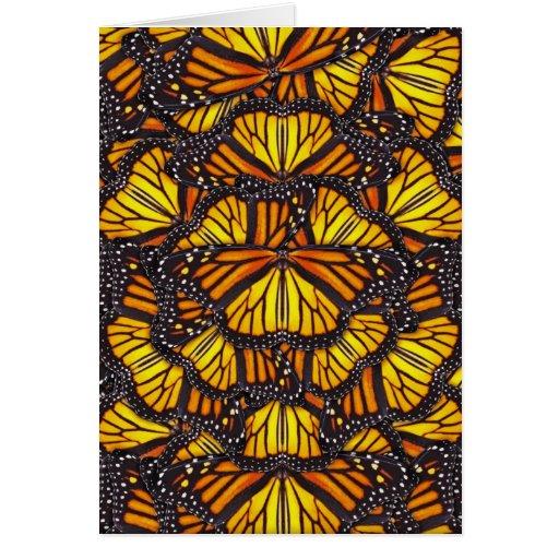 Las mariposas de Effie Tarjetas