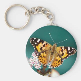 Las mariposas están libres llavero personalizado