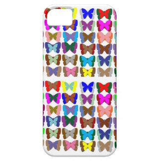Las mariposas n de la CUENTA también APRENDEN los iPhone 5 Funda