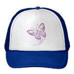Las mariposas son gorra libre