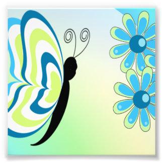 Las mariposas son maravillosas impresion fotografica