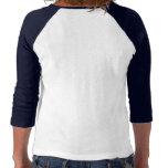 Las medias docenas béisbol del acebo de EPW Camiseta