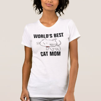 Las MEJORES camisetas de la MAMÁ del CAT del MUNDO