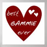 Las mejores camisetas y regalos de Gammie del Impresiones