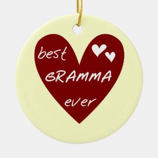 Las mejores camisetas y regalos de Gramma del cora Ornaments Para Arbol De Navidad