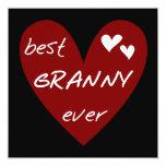 Las mejores camisetas y regalos de la abuelita del comunicado personalizado