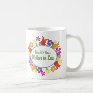 Las mejores camisetas y regalos de la suegra del m tazas de café