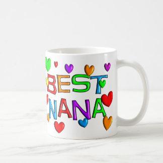 Las mejores camisetas y regalos de Nana Taza