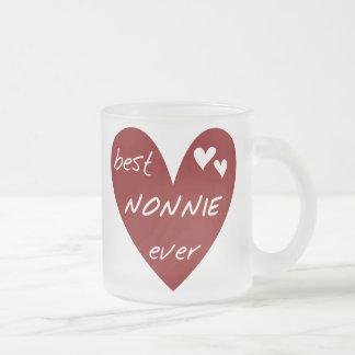 Las mejores camisetas y regalos de Nonnie del cora Taza De Café