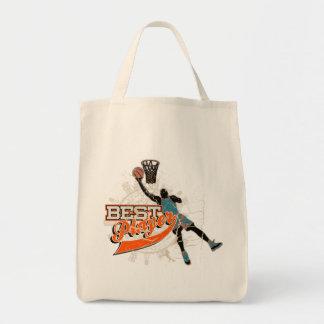 Las mejores camisetas y regalos del jugador del ba bolsa de mano