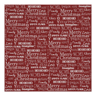 Las mejores cosas sobre navidad duran todo el año  póster