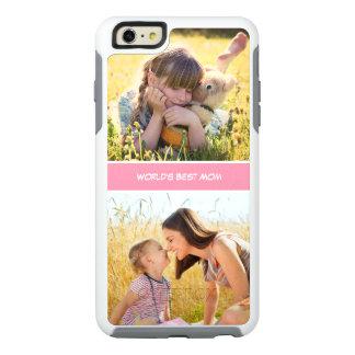 Las mejores fotos del personalizado del regalo del funda otterbox para iPhone 6/6s plus