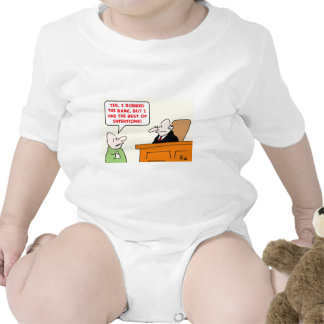 las mejores intenciones del banco con túnica trajes de bebé