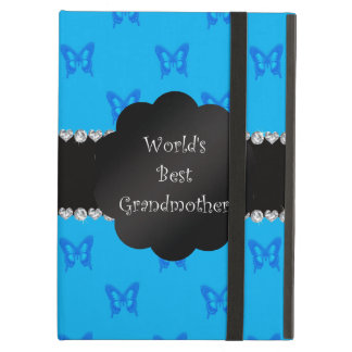 Las mejores mariposas del azul de la abuela del mu