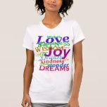 Las mejores palabras camisetas