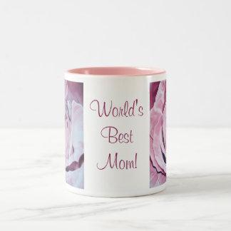 Las mejores tazas de la mamá del mundo elegante