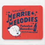 Las melodías gordinflonas de Merrie remedian 2 Tapetes De Raton