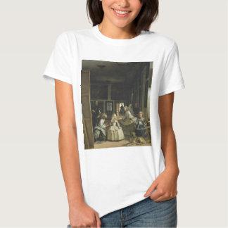 Las Meninas by Diego Velazquez T-Shirt