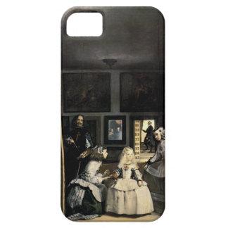 Las Meninas by Velasquez iPhone 5 Cases
