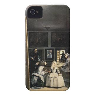 Las Meninas by Velasquez iPhone 4 Covers