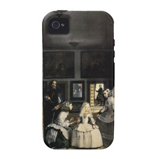 Las Meninas by Velasquez Case For The iPhone 4