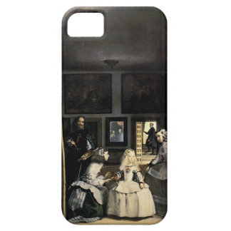 Las Meninas by Velasquez iPhone 5 Covers