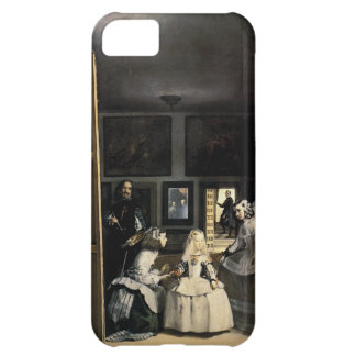 Las Meninas by Velasquez iPhone 5C Covers