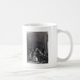 """""""Las Meninas."""" by Velazquez Coffee Mug"""