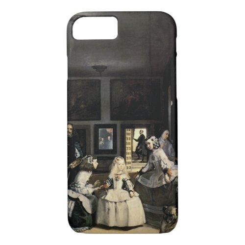 Las Meninas Phone Case
