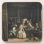 Las Meninas Diego Velázquez Fine Art Drink Coaster